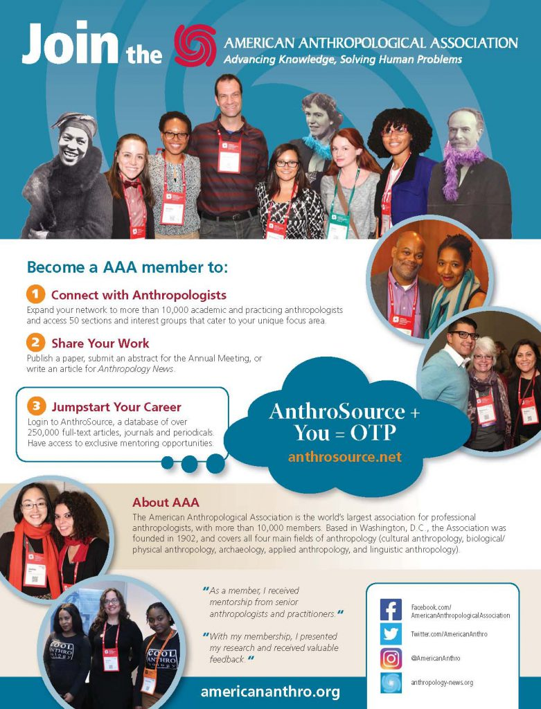 Join the American Anthropological Association