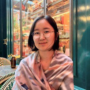 Jieun Cho head & shoulders